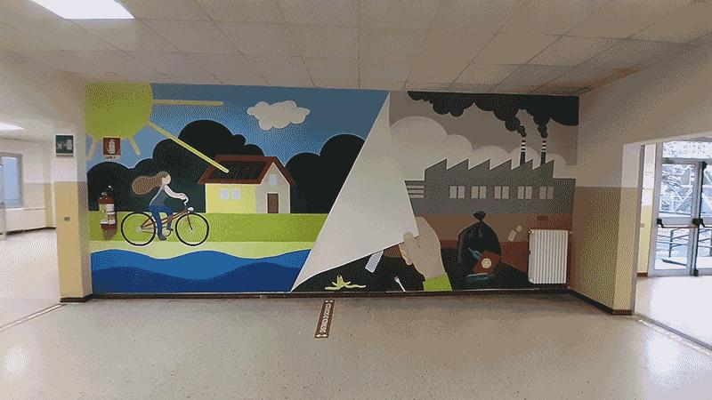 #Ambienteascuola - Murales 02