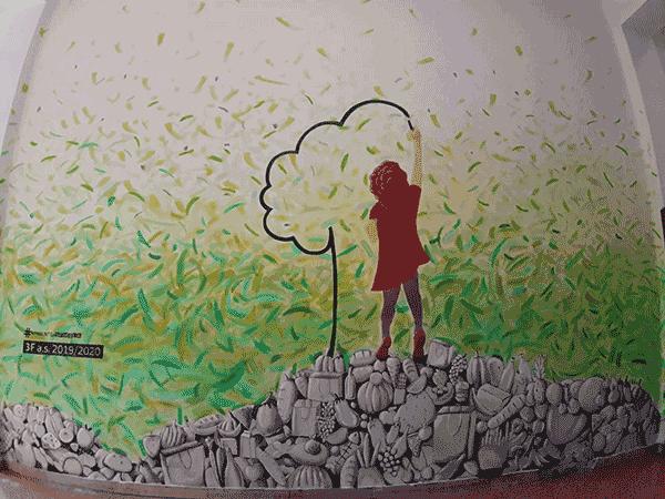 #Ambienteascuola - Murales 03